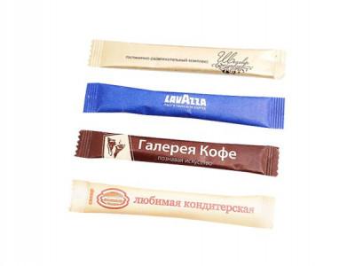 Сахар порционный в стиках, пакетиках, пирамидках от 5 до10 г.