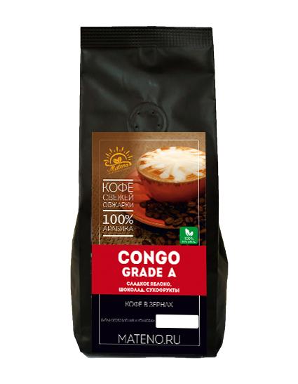 Кофе Конго Grade A (арабика)