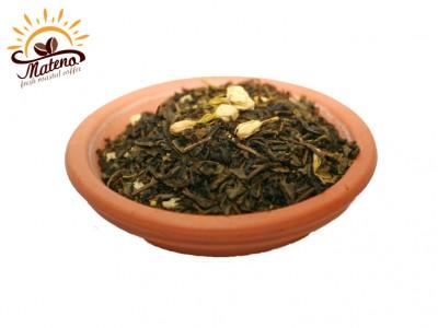 Зеленый чай  Моли Хуа Ча с бутонами жасмина